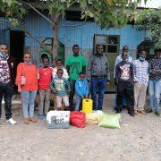 Rehabilitation of our children living in the street's 12.09.2020