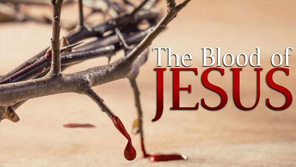 BLOOD OF JESUS