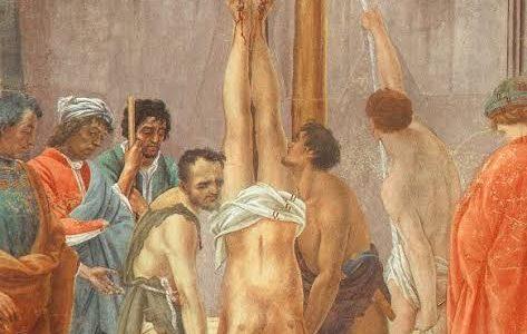 DEATH OF CHRIST'S APOSTLES